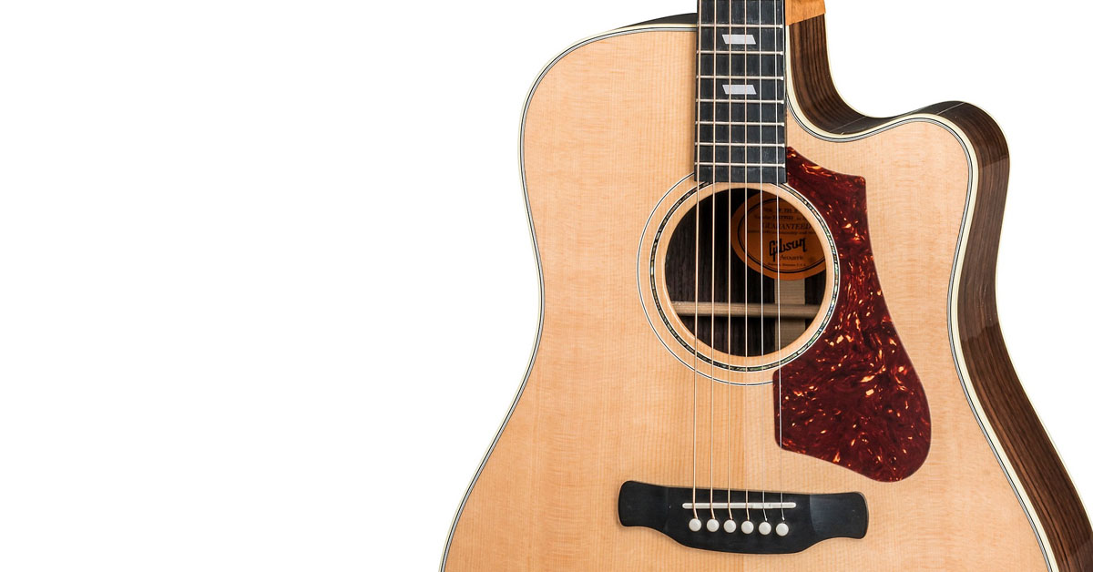 Gibson 2018 Acoustic Guitars