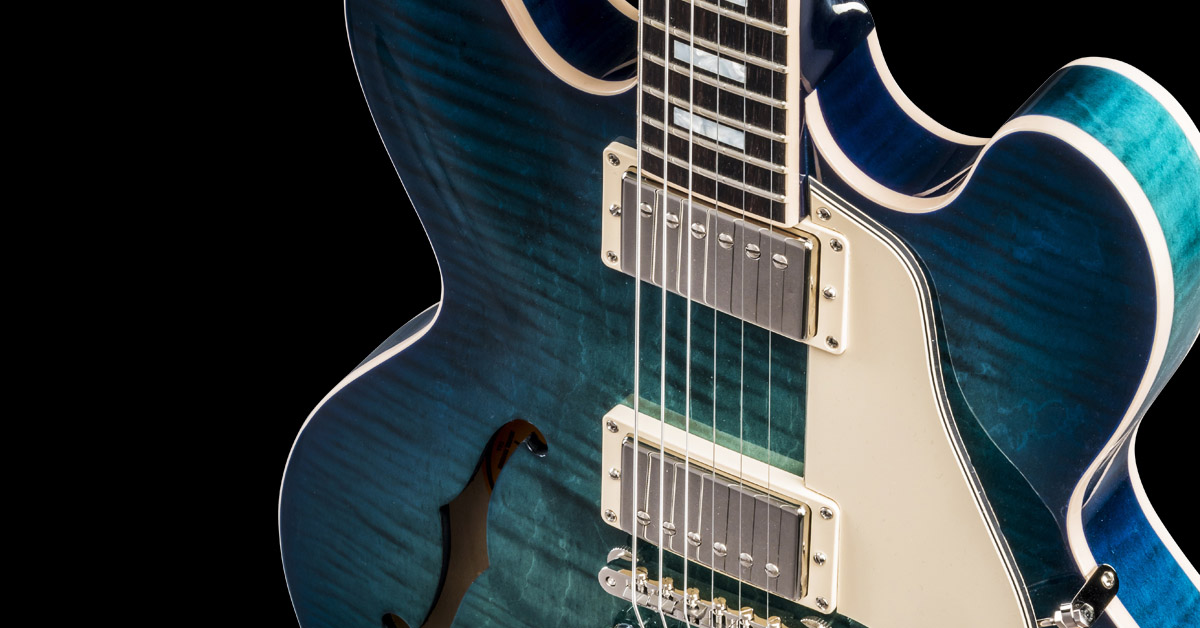 Gibson Memphis 2018 Electric Guitars