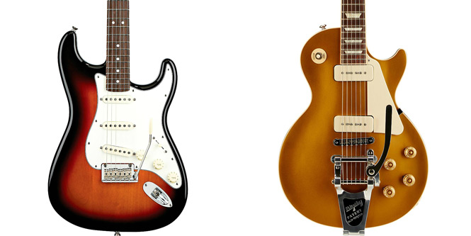 Stratocaster vs. Les Paul: Which Is Right for You?