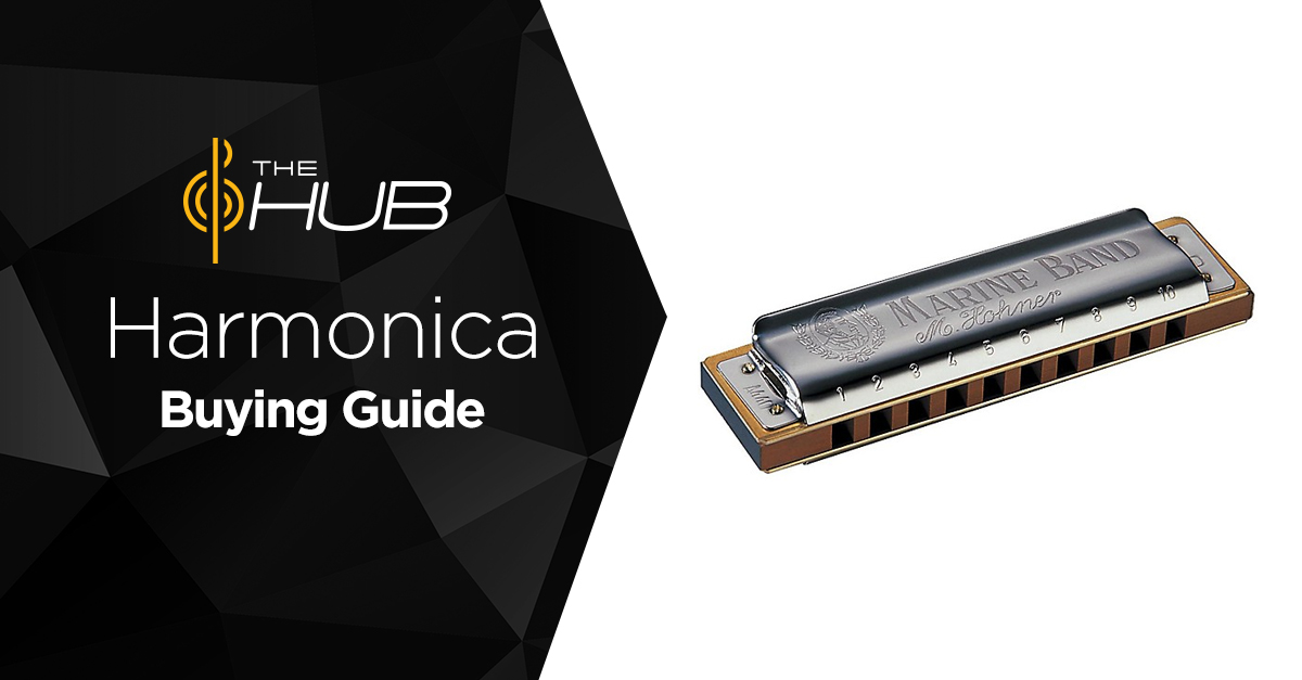 Harmonica Buying Guide
