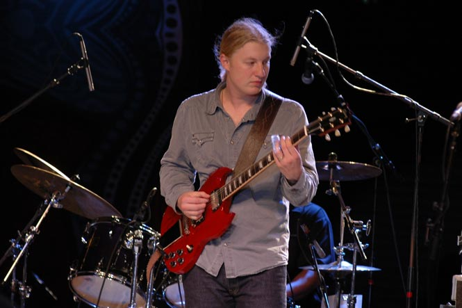 Derek Trucks Interview