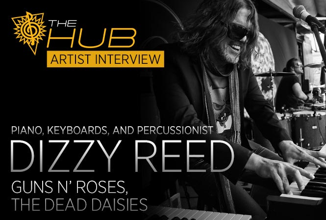 Dizzy Reed Interview
