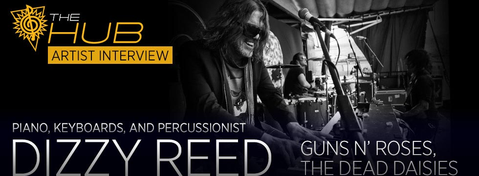 Dizzy Reed Artist Interview
