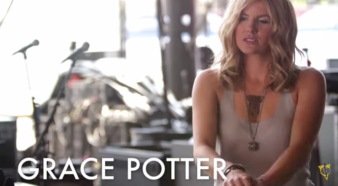 Grace Potter Interview