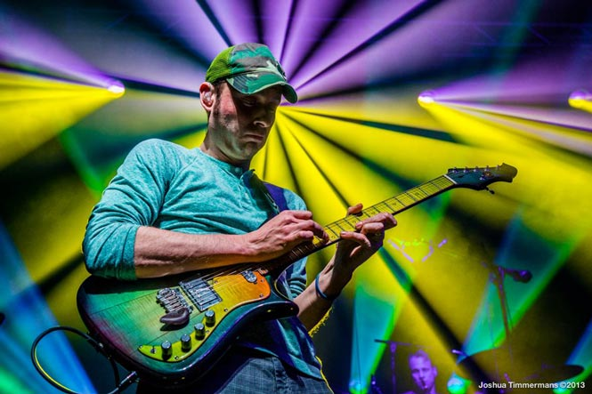 Interview: Jake Cinninger of Umphrey's McGee