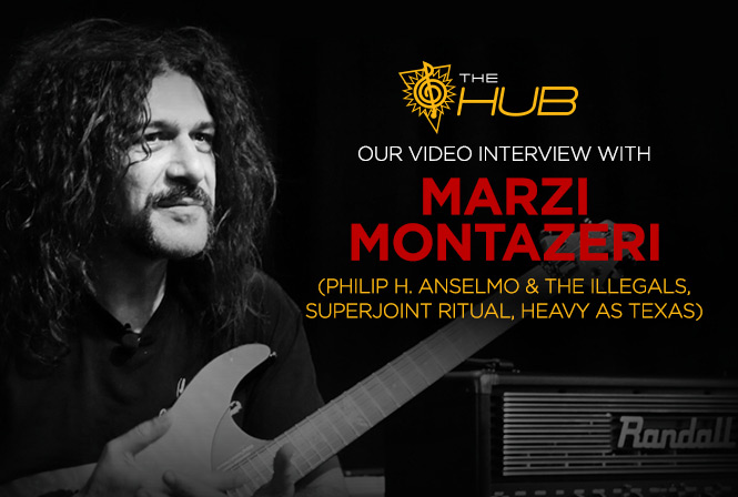 Marzi Montazeri Interview