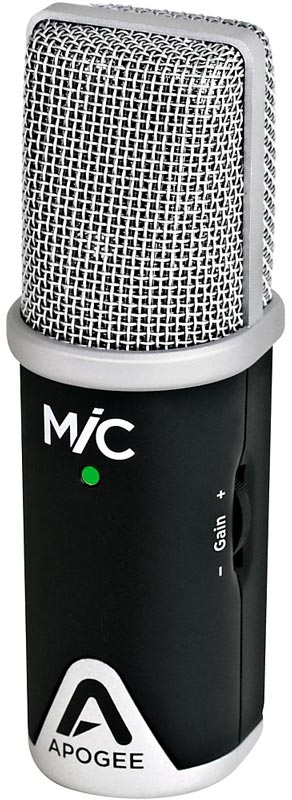 Apogee MiC 96k Lightning for iOS