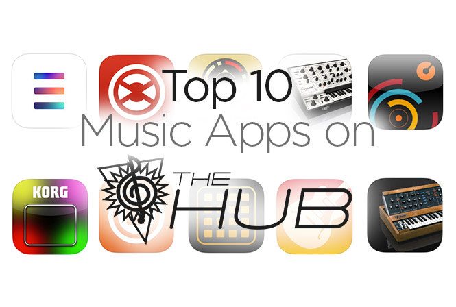 The Top 10 Apps to Help You Make Better Music