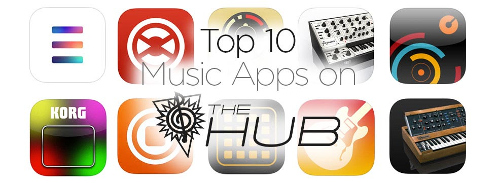 Top 10 Apps To Help You Make Better Music