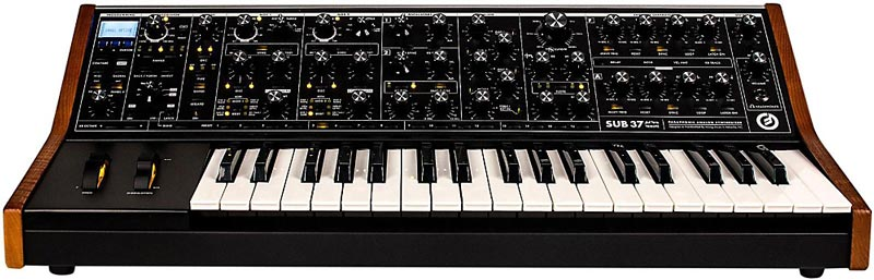 Moog Sub 37 Tribute Edition Synth