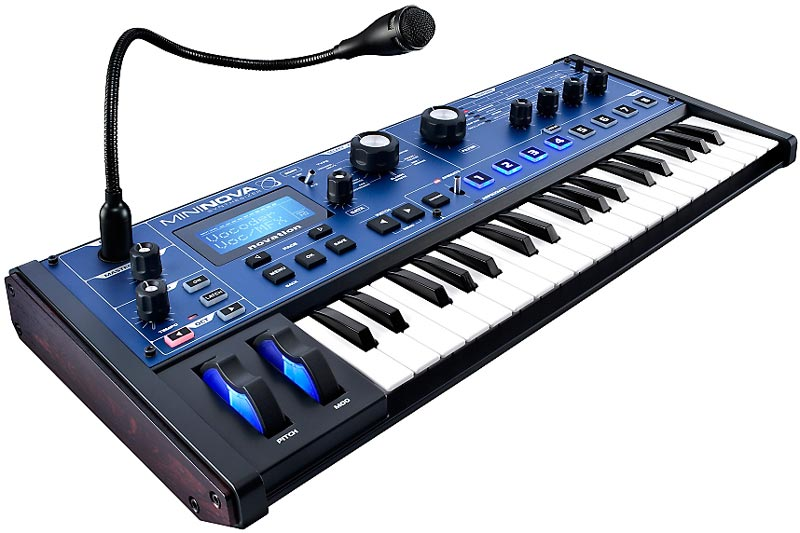 Novation MiniNova Performance Synth