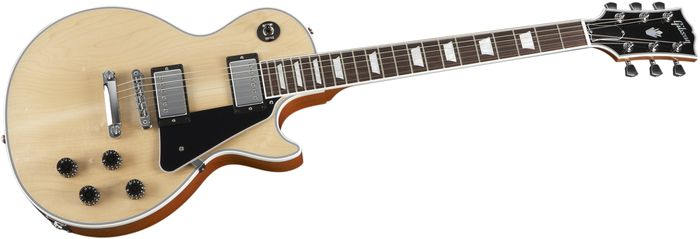 Gibson LP Custom 2 Natural