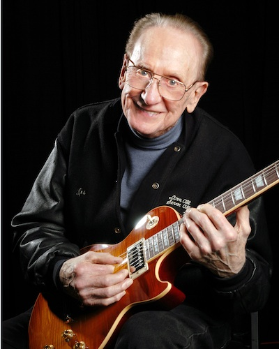 les paul portrait color