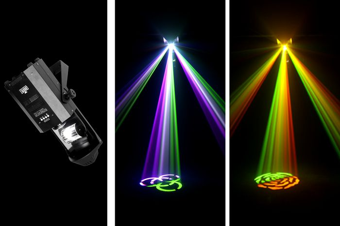 Chauvet Intimidator LED 300 Barrel Scanner