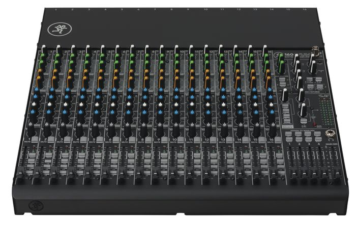 Mackie 1604VLZ4 Analog Compact 16-Channel Mixer