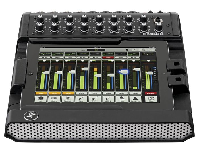 Mackie DL1608L 16-Channel Digital Live Sound Mixer With iPad Control