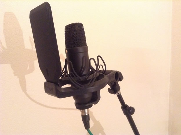 Expert Review: Rode NT1 Studio Condenser Microphone