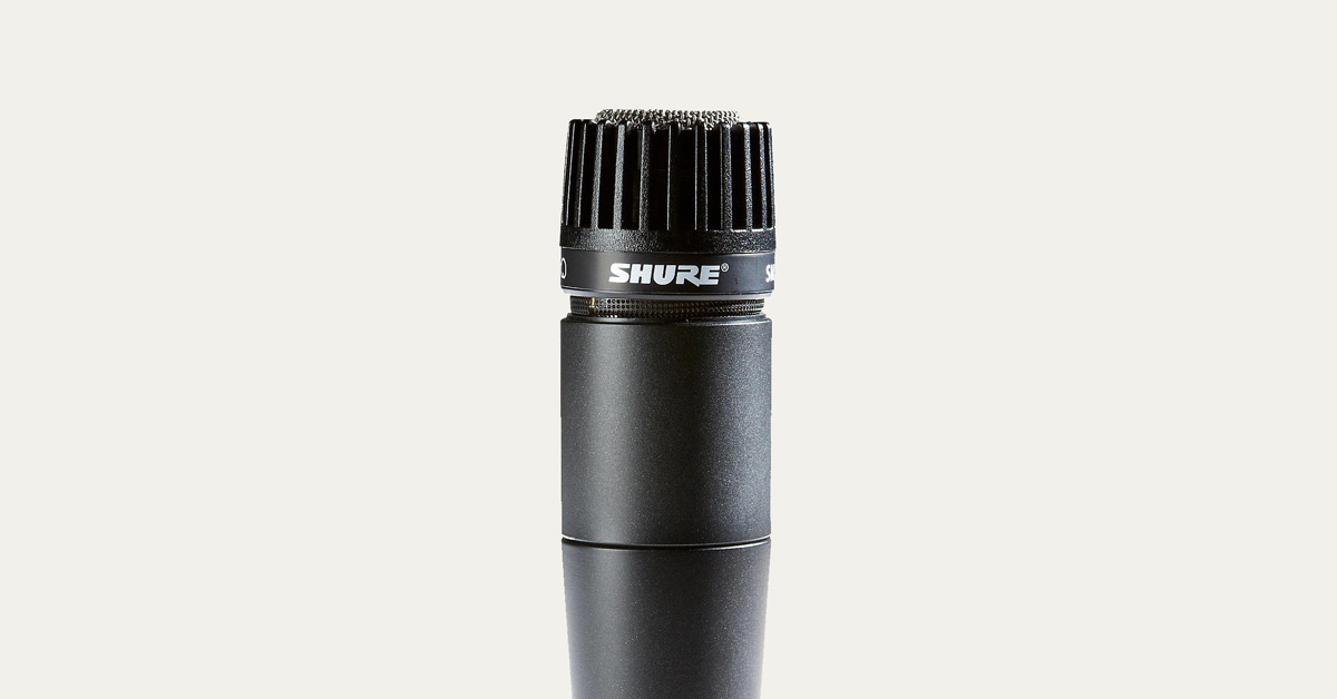Microphone Buying Guide