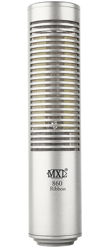 MXL 860 Side Address Ribbon Microphone