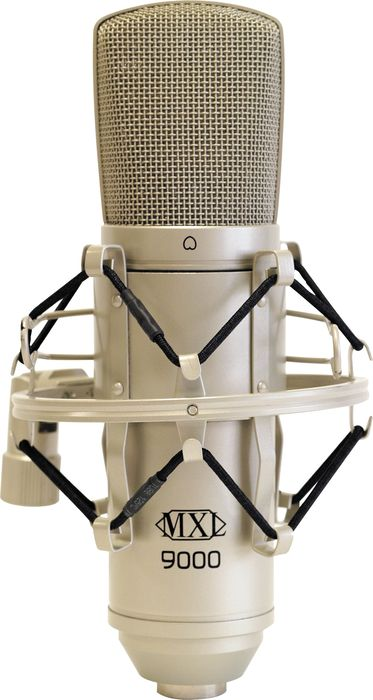 mxl 9000 condenser mic with shockmount