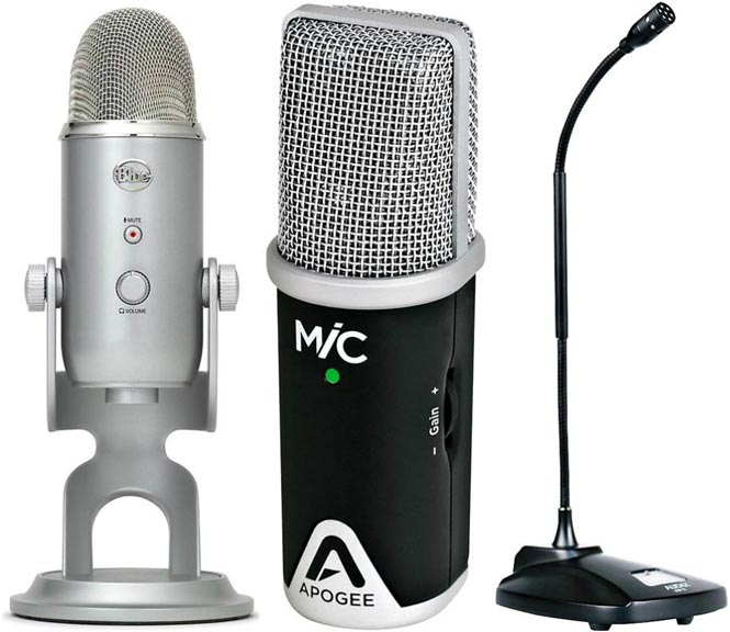 USB Microphone Buying Guide