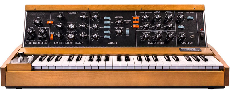 Moog Model D Analog Synthesizer