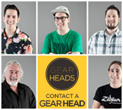 Musician's Friend Gear Heads