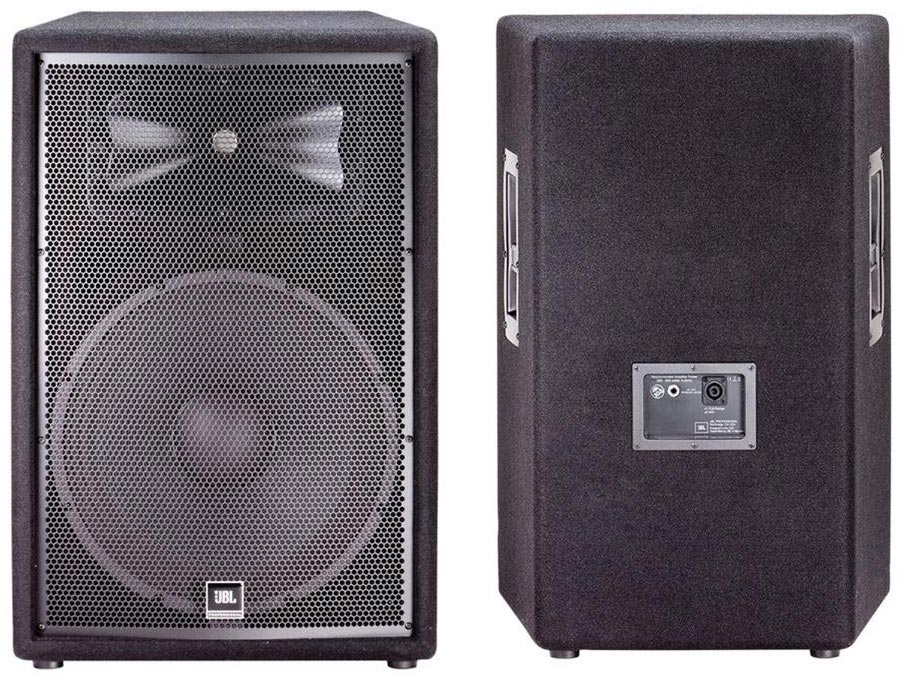 jbl jrx215 15 two way passive loudspeaker system with 1000w peak power handling 903x676 buying guide how to choose the right pa system the hub Surround Sound Hook Up Diagram at readyjetset.co