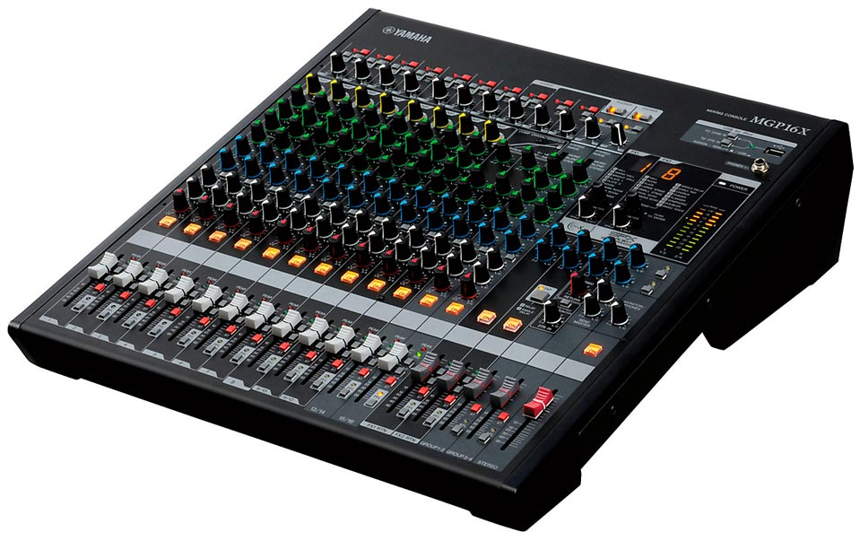 Yamaha 10 Channel Mixer - Invitation Samples Blog