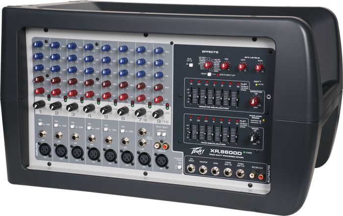 Peavey XR-8600D Powered Mixer