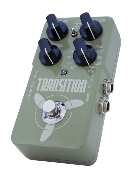 TC Electronic Transition Pedal