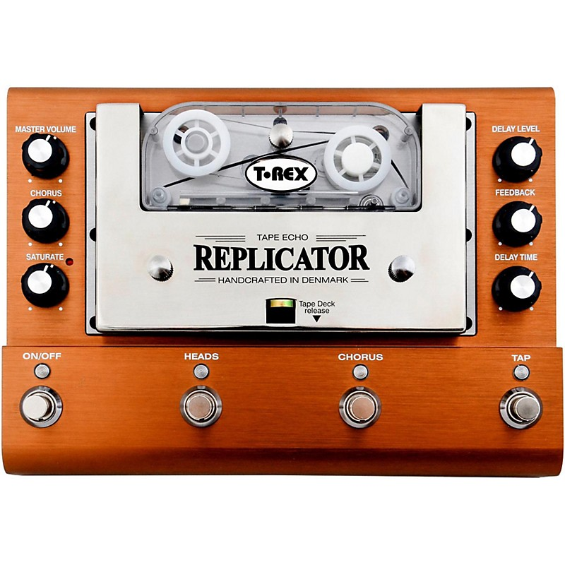 T-Rex Replicator Analog Tape Delay