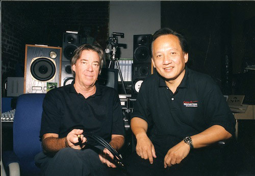 Noel Lee and Boz Scaggs 2005