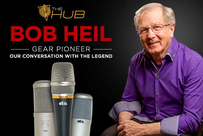 A Conversation with Bob Heil