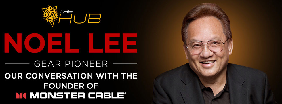 Gear Pioneer Noel Lee of Monster Cable