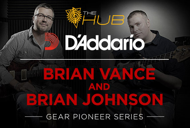 Brian Vance and Brian Johnson of D'Addario: Building a Better Bass String