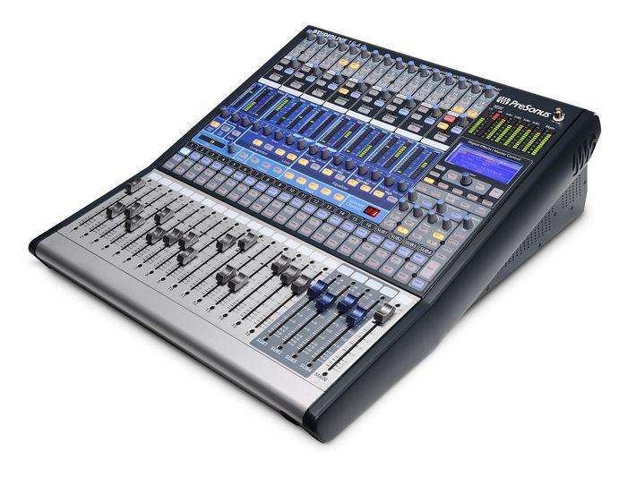 buying guide how to choose an audio mixer the hub. Black Bedroom Furniture Sets. Home Design Ideas