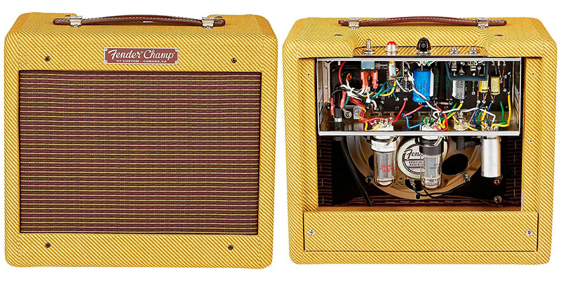 Fender 57 Custom Amps