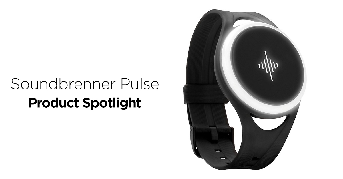 Product Spotlight: Soundbrenner Pulse