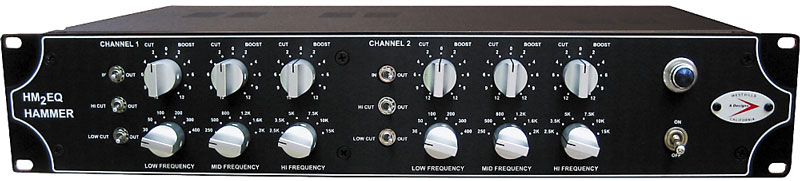 Hands-On Review: A Designs HM2EQ Hammer Equalizer