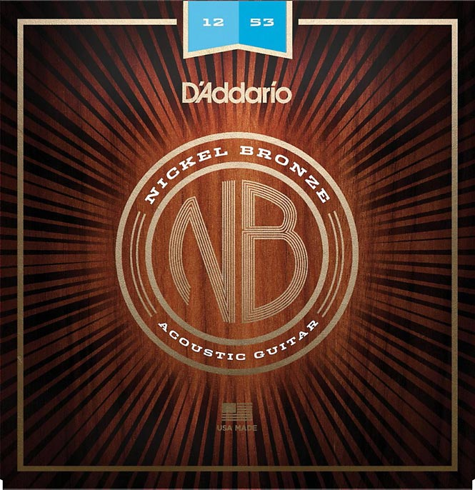 Review: D'Addario NB Nickel Bronze Strings
