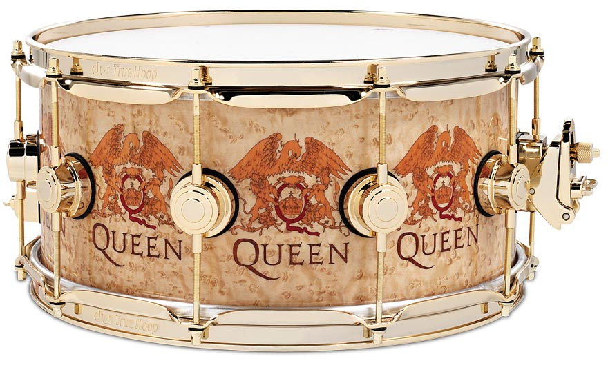 DW Queen Icon Snare Drum
