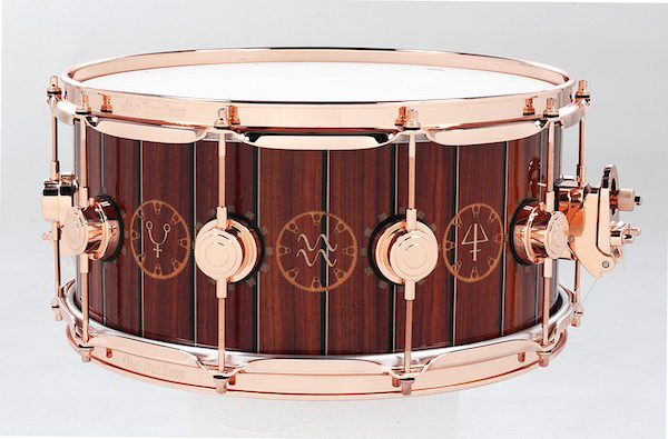 DW Time Machine Snare Drum