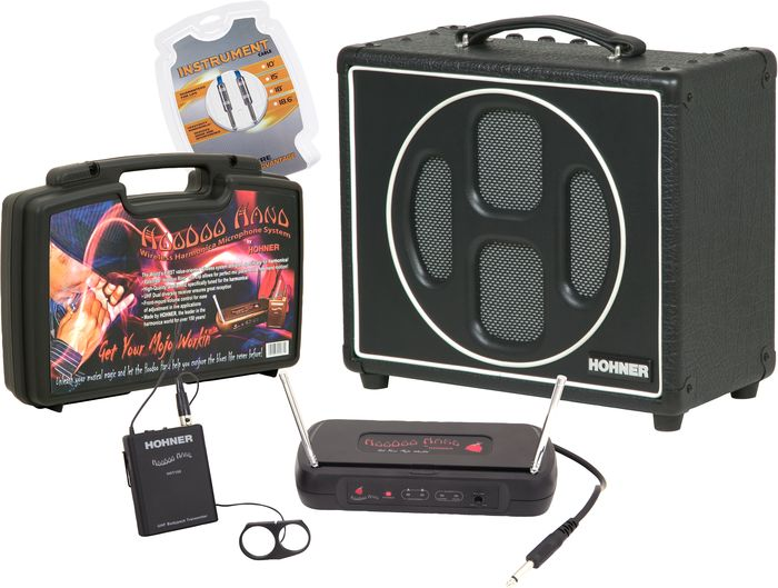 Hohner Hoodoo Box and Hoodoo Hand Value Pack