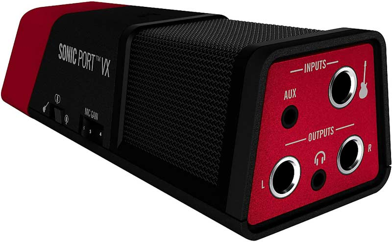 Line 6 Sonic Port VX Audio Interface Review