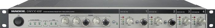 Mackie Onyx 400F FireWire Computer Recording Interface