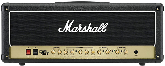 Marshall DSL100H Review
