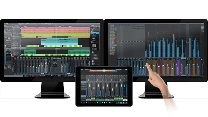 PreSonus Studio One 3 Multi-Touch