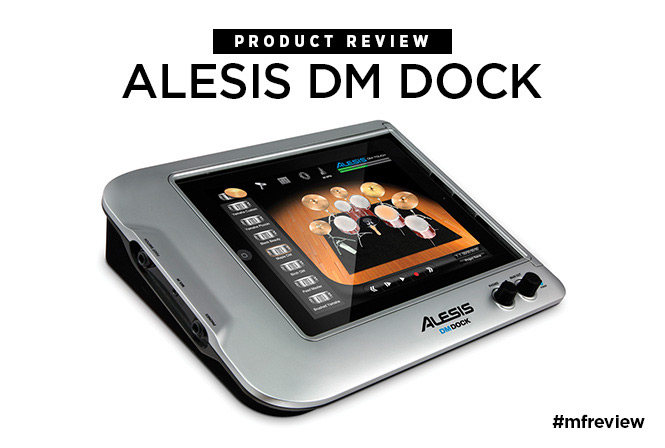 Product Review: Alesis DM iPad Dock