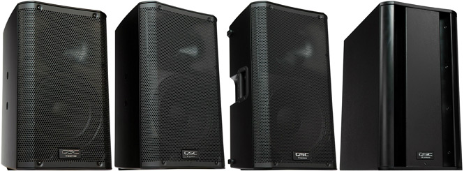 Review: QSC K Series Powered Speakers